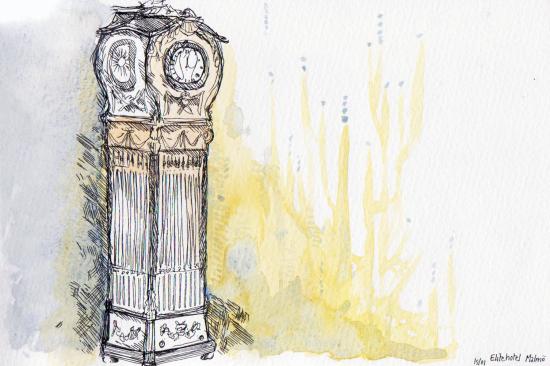 sverige-horloge
