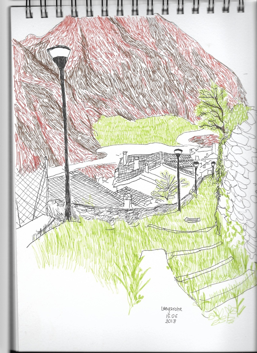 Dolomites-Longarone